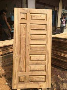 This is Wooden Glass Door Design – Design of Interior Doors … – Door Types House Main Door Design, Single Door Design, Wooden Front Door Design, Double Door Design, Door Gate Design, Room Door Design, Door Design Interior, Wooden Front Doors, Modern Wooden Doors