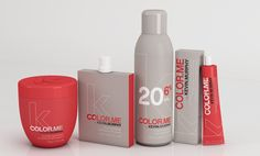 COLOR.ME by KEVIN.MURPHY - New Packaging