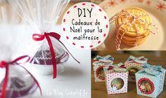 5 idées de cadeau DIY de Noël pour la maitresse, à faire avec les enfants !