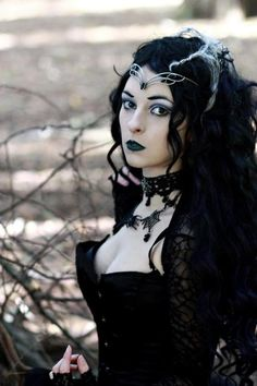 Phillip Michael's Interpretation: PRS OMG OMFG awesome wicked cool exotic goth life goth-life dark themed women stunning stunningly beautiful gorgeous Worship God heaven Hot Girlfriend style #gothic #women #beauty                                                                                                                                                      More