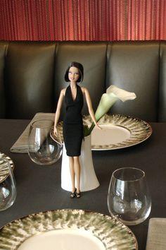 #Barbie at Restaurant #VUN #VFNO
