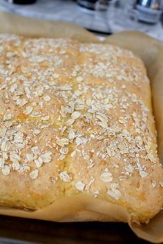 glutenfritt_morotsbröd Vegan Gluten Free, Gluten Free Recipes, Bread Recipes, Healthy Recipes, Paleo, Food N, Good Food, Food And Drink, Yummy Food