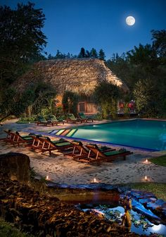 Blancaneaux Lodge in Belize - Top 20 Private Hotel Pools