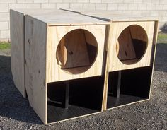 subwoofer box design for 15 inch - Google Search … | Pinteres…