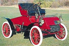 The Early 1900s Car