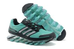 Adidas Springblade Drive Lysgrøn Sort Sølv Herre