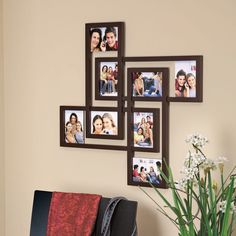 Fiora 8 Piece Picture Frame Set ~ $69.99 at wayfair.com