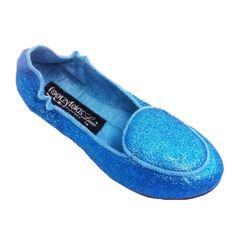 Missy Sugar | Turquoise http://footzyrolls.com/kids/missy-sugar-in-turquoise/ #footzyfolds