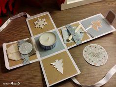 Ein Blog über Handarbeit und die schönen kleinen Dinge des Lebens!  Aus Papier, Stoffen, Leder, Perlen und vielem mehr ♥