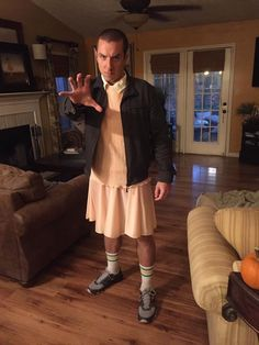My buddy is Eleven for Halloween http://ift.tt/2e9eifq
