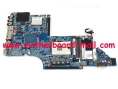 Replacement for HP 665993-001 Laptop Motherboard
