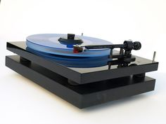 VIBRATION ISOLATION PLATFORM W/ SORBOTHANE FEET FOR PRO-JECT DEBUT III TURNTABLE #LoneStarAV