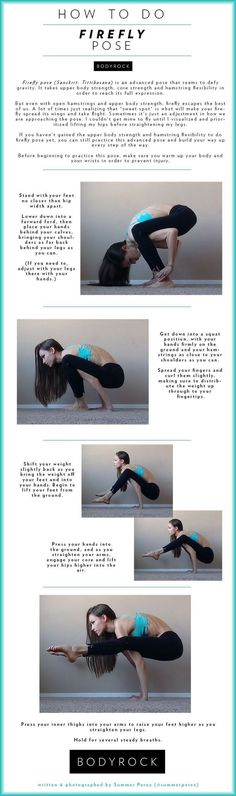 Yoga-Get Your Sexiest Body Ever Without - How to do firefly pose. Yoga class, advanced yoga poses. #Yoga #fireflypose #practice #ad Get your sexiest body ever without,crunches,cardio,or ever setting foot in a gym