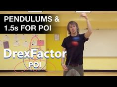 Basic Poi Dancing Tutorial: Pendulums and Flow Arts, Martial Arts, Spinning, Dancing, Youtube, Hoop, Workouts, Addiction, Tie Dye