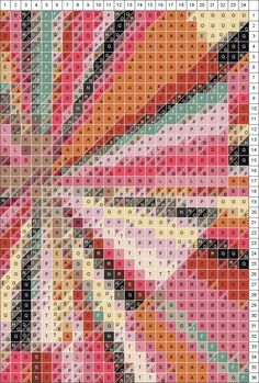 whoa...this is how you plan a quilt? Pinwheel Patternmaker Quilt
