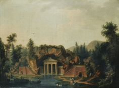 Celestial Images Fine Art: Architectural landscape Paintings of 17th -19th ce...
