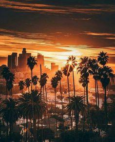 L. A., California.