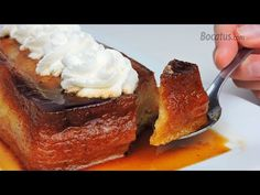 Apple and Cookie Pudding, in microwave in minutes! Flan, Microwave, French Toast, Apple, Cookies, Breakfast, Cake, Desserts, English