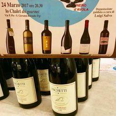 Winetasting with Sicily production. Muscamento Etnadoc red 2013 in tasting. Thanks to @luigisalvo1964 #aispuglia #aisfoggia #guests #puglia #sicilia #winetasting