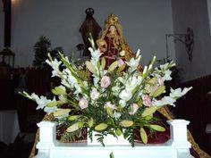Virgen de la Ermita. Almócita, Beires y Padules #Alpujarra #Almería #ILoveAlpujarra