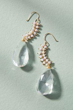 Slide View: 1: Baltic Drop Earrings