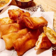レシピあり!ポテサラリメイク春巻♡⃛ | あいかさんのお料理 ペコリ by Ameba - 手作り料理写真と簡単レシピでつながるコミュニティ -