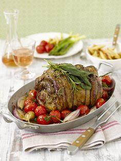 Anregungen für klassische Lammbraten, festliche Lammrezepte für Feinschmecker oder Tipps für die Grillsaison - es ist für jeden Genießer etwas dabei.