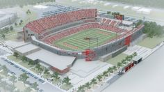 UH unveils renderings for new on-campus football stadium Uh Football, Football Ticket, Football Is Life, Watch Football, Football Stadiums, University Of Houston, Soccer Match, Office Seating, Online Tickets