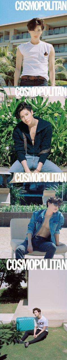 SHINeeのテミンが少年と男の間の魅力を披露し、女心を揺さぶった。20日、テミンのグラビアが「COSMOPOLITAN」8月号を通じて公開された。ムリア・バリ(Mulia Bali)で撮影された今… - 韓流・韓国芸能ニュースはKstyle