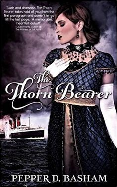 I shared with you awhile ago how much I enjoyed reading Pepper's latest novel. Well afterwards I had the chance to read the first in a historical series that she wrote. Let me tell you this, …