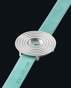 SOLEA - Armbanduhrendesign für ROLF CREMER Beats Headphones, Over Ear Headphones, Clocks, Watches, Style, Industrial Design, Products, Clock, Armband