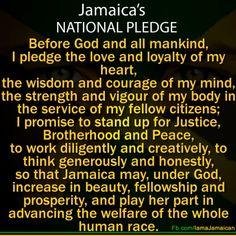 Jamaicas national p