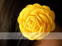crafts with ric rac   Ric Rac Flower by ~CraftyLoser on deviantART