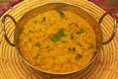 A great dish for all times, especially when you want some Indian food at home.