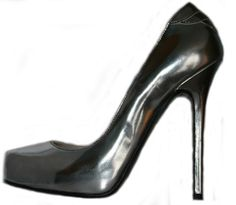 ÆLYT ELENA - arrow tip pump - height 120mm with platform - fully customizable - genuine leather - 101% made in italy