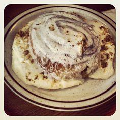 Swing Inn Cafe in old town Temecula, best cinnamon rolls ever!