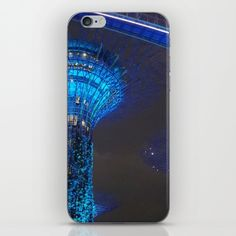 IPhone and IPod cases. Singapore. Night. Lights. Illumination.