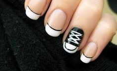 Converse nail polish - love it