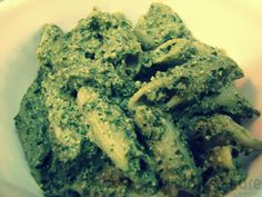 Pampered Pesto Penne