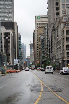 Toronto, ON, Canada Toronto, Street View, Canada, Pictures, Photos, Resim, Clip Art