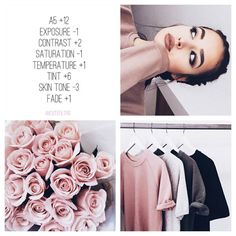 "Polubienia: 866, komentarze: 59 – not affiliated with vsco (@cutefiltrs) na Instagramie: ""#freefilter ❕ amazing pink-ish filter perfect for theming💞. it goes with all type of photos, and…"""