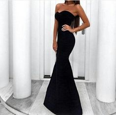 Black Prom Dresses,Prom Dress, Prom Dress,Mermaid Prom Dresses,2016 Formal Gown,Party Dress,Prom Gown For Teens