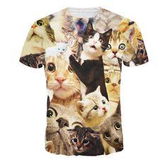 Funny Cats Shirt