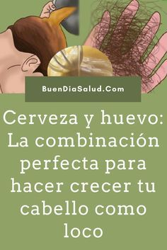Cerveza y huevo: La combinación perfecta para hacer crecer tu cabello como loco… – Fashion Trends 2020 Modadiaria 每日时尚趋势 2020 时尚 Beauty Care, Beauty Skin, Beauty Hacks, Hair Beauty, Best Foods For Skin, Curly Hair Styles, Natural Hair Styles, Cabello Hair, Extreme Hair