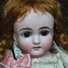 "Pensive 14 1/2"" Closed Mouth German Fashion (item #1280100) #dollshopsunited"