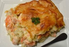 Recette : Pot-en-pot des Îles de la Madeleine. Fish And Meat, Fish And Seafood, Salmon Recipes, Seafood Recipes, Confort Food, Apple Breakfast, Cooking With Kids, Food And Drink, Favorite Recipes