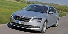 Test of the new Skoda Superb 2015 | World Cars Info