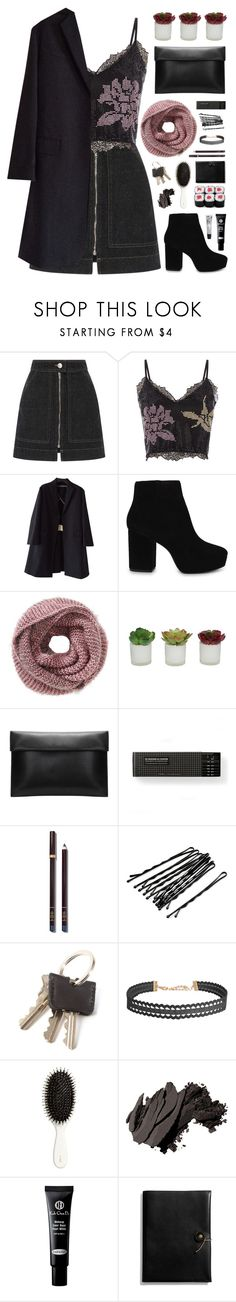 """""""-Don't let 'em say you ain't beautiful-"""" by annuroses ❤ liked on Polyvore featuring Isabel Marant, La Perla, Rochas, ALDO, Charlotte Russe, Threshold, Tom Ford, Humble Chic, H&M and Bobbi Brown Cosmetics"""
