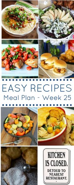 HAPPY NEW YEAR! I am so excited to be starting a 2016, and making healthy resolutions! We have 6 healthy dinner recipe ideas for you, as well as one scrumptious dessert! I need major motivation, so…