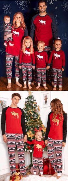 Family Christmas Pajama Set Christmas Pajama Party f74b76a29
